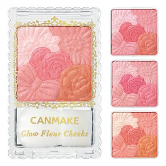 Phấn Má Hồng Canmake Glow Fleur Cheeks-Nhật VKQ59692