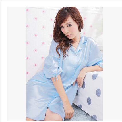 áo ngủ lụa - VKMH10130041