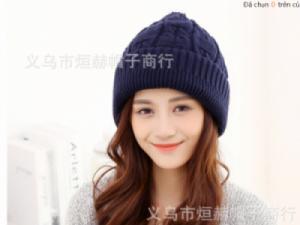 Mũ len nữ phong Cách Hàn Quốc - VKVH30091201