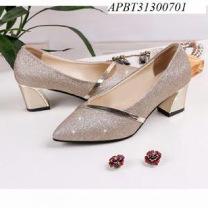 Giày cao gót mũi nhọn - APBT31300701