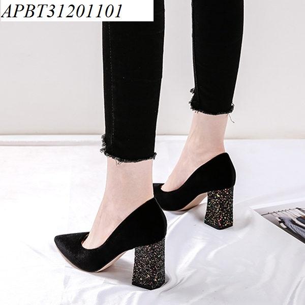 Giày cao gót nữ - APBT31201101