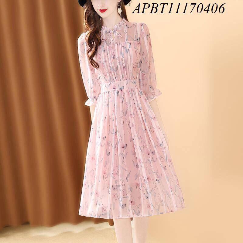 Váy voan hoa 2019 - APBT11170406