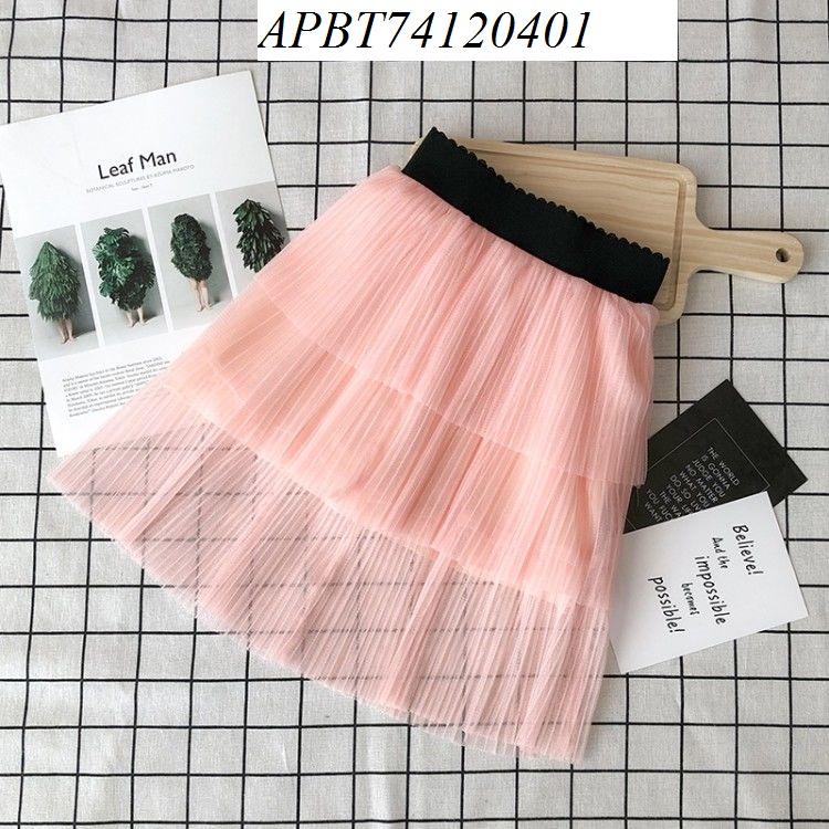 chân váy voan xếp tầng cho bé - APBT74120401