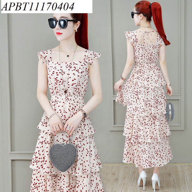 Váy voan tầng - APBT11170404