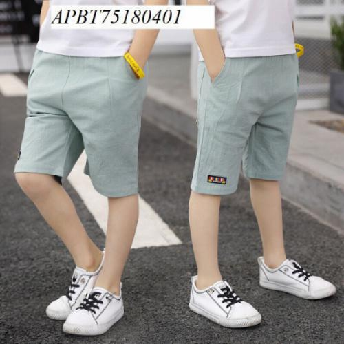 Quần short cho bé trai - APBT75180401