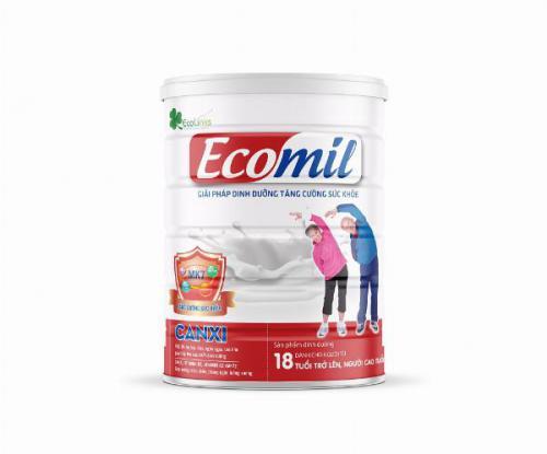 Sữa  Ecomil Canxi