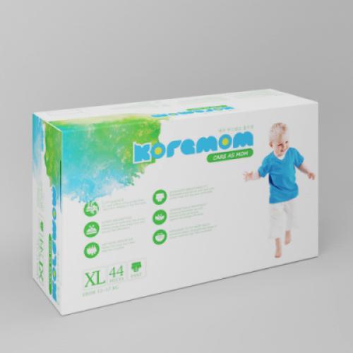Bỉm quần trẻ em Koremom size XL