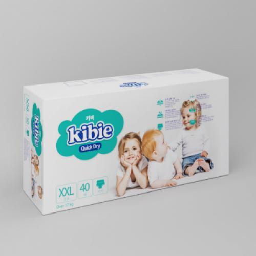 Bỉm quần trẻ em Kibie size XXL