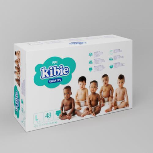 Bỉm quần trẻ em Kibie size L